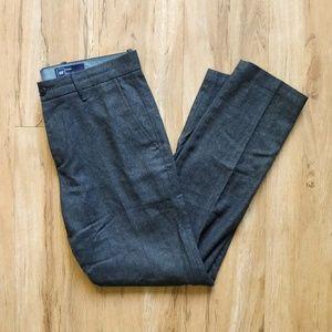 Gap: Men's Wool Trousers